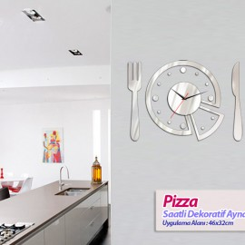 Pizza Saat Ayna