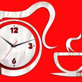 Demlik saat ayna